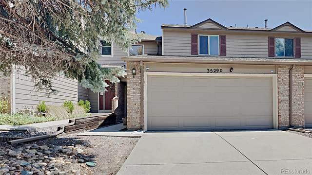 3529 S Telluride Circle D, Aurora, CO 80013 (#8037927) :: Venterra Real Estate LLC