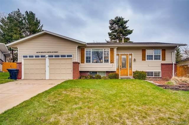 4072 S Uinta Street, Denver, CO 80237 (#8037941) :: Mile High Luxury Real Estate