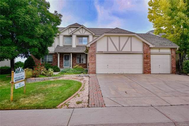 6565 W 99th Avenue, Westminster, CO 80021 (#8037968) :: The Heyl Group at Keller Williams