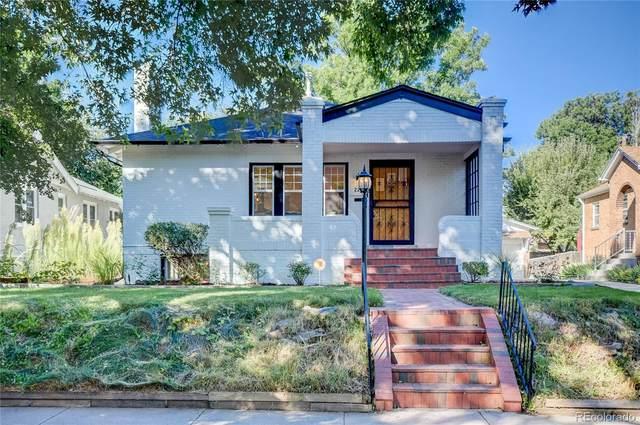 2269 Glencoe Street, Denver, CO 80207 (#8038095) :: The HomeSmiths Team - Keller Williams