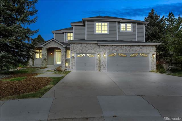 965 Harpy Court, Castle Rock, CO 80109 (#8038263) :: Compass Colorado Realty