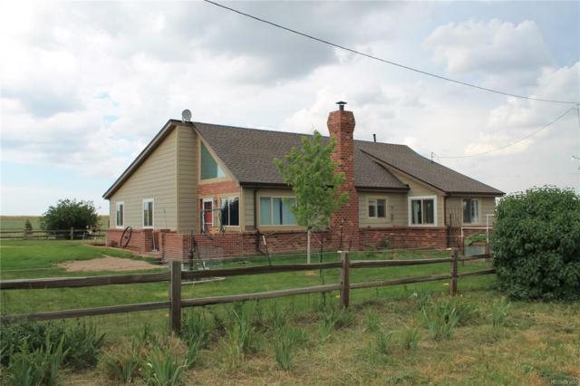 7282 County Road 21, Fort Lupton, CO 80621 (#8038483) :: The Heyl Group at Keller Williams