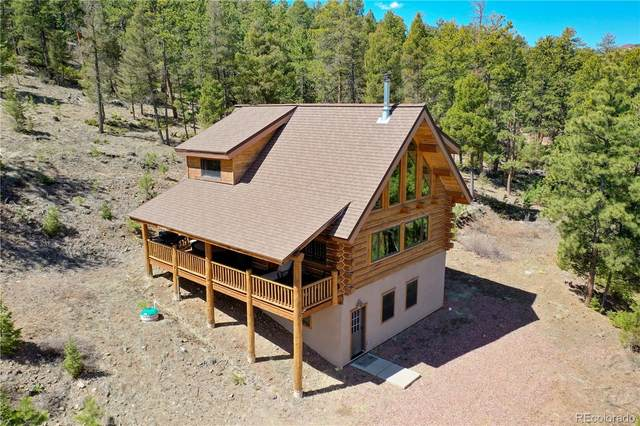6045 S Tallahassee Trail, Canon City, CO 81212 (MLS #8038709) :: 8z Real Estate
