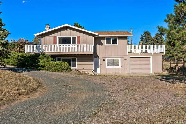23465 Weisshorn Drive, Indian Hills, CO 80454 (#8039072) :: The Colorado Foothills Team   Berkshire Hathaway Elevated Living Real Estate
