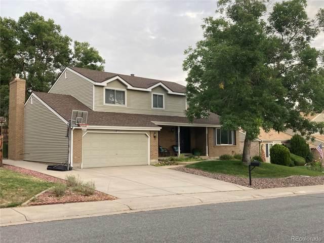9935 W 81st Drive, Arvada, CO 80005 (#8039073) :: iHomes Colorado