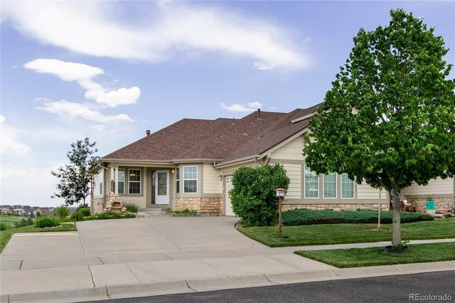 22103 E Heritage Parkway, Aurora, CO 80016 (MLS #8039128) :: Kittle Real Estate