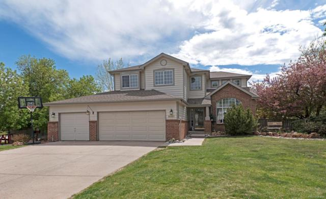 9981 Willowstone Place, Parker, CO 80134 (#8039890) :: House Hunters Colorado