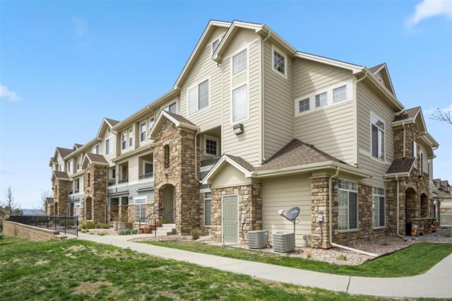 466 Black Feather Loop #502, Castle Rock, CO 80104 (#8040184) :: The Peak Properties Group