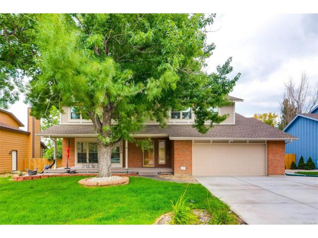 10940 E Maplewood Drive, Englewood, CO 80111 (MLS #8040377) :: 8z Real Estate
