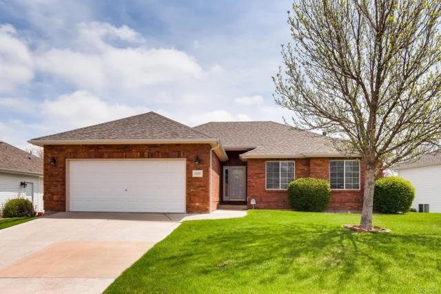 2206 69th Avenue, Greeley, CO 80634 (#8040739) :: Bring Home Denver with Keller Williams Downtown Realty LLC