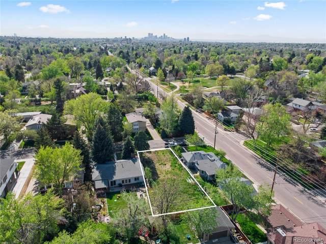 790 Pontiac Street, Denver, CO 80220 (#8040810) :: milehimodern