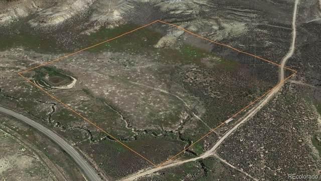 Tbd Highway 64, Rangely, CO 81648 (MLS #8041157) :: 8z Real Estate