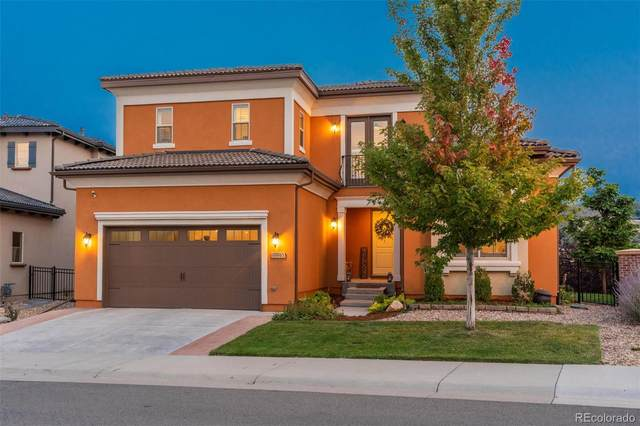 10665 Montecito Drive, Lone Tree, CO 80124 (#8041416) :: The DeGrood Team
