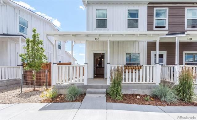 140 Weathervane Lane, Buena Vista, CO 81211 (MLS #8041721) :: 8z Real Estate