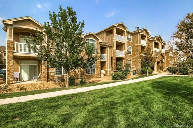 7440 S Blackhawk Street #106, Englewood, CO 80112 (#8042485) :: Chateaux Realty Group