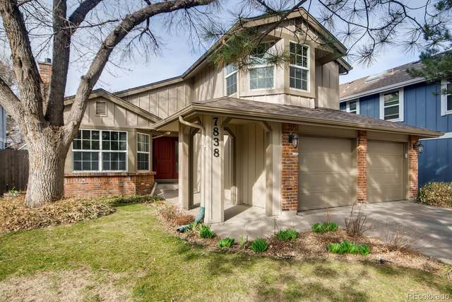 7838 S Hill Circle, Littleton, CO 80120 (MLS #8042555) :: 8z Real Estate