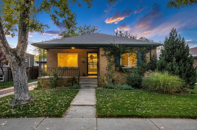 1655 S Grant Street, Denver, CO 80210 (#8042594) :: James Crocker Team