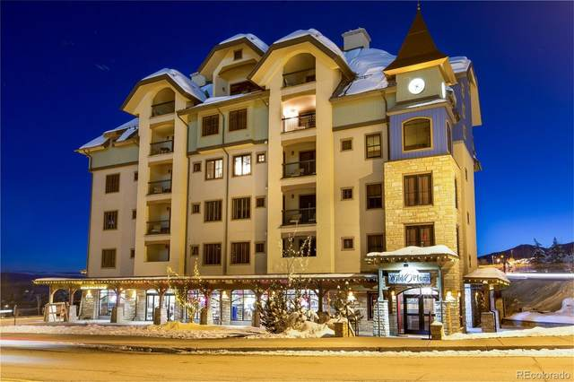2525 Village Drive 3D, Steamboat Springs, CO 80487 (#8042611) :: Colorado Home Finder Realty