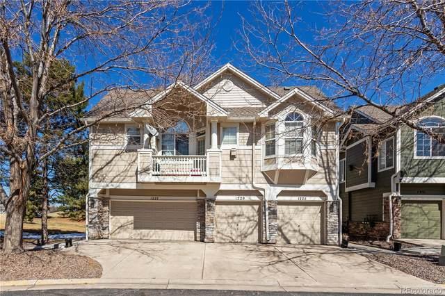 1229 Carlyle Park Circle, Highlands Ranch, CO 80129 (#8042745) :: The Dixon Group