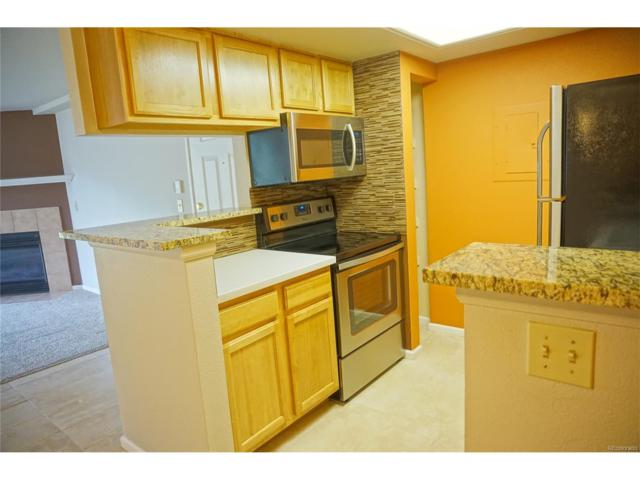 10293 E Peakview Avenue F101, Englewood, CO 80111 (MLS #8043311) :: 8z Real Estate