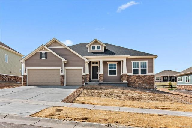 8585 S Zante Court, Aurora, CO 80016 (#8043497) :: The Heyl Group at Keller Williams