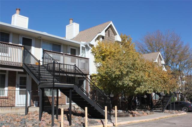 91 S Sable Boulevard #24, Aurora, CO 80012 (MLS #8043527) :: Kittle Real Estate