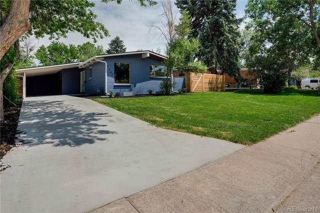 1562 S Leyden Street, Denver, CO 80224 (MLS #8043907) :: 8z Real Estate