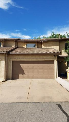 3255 Yarrow Court, Wheat Ridge, CO 80033 (#8043917) :: The Galo Garrido Group