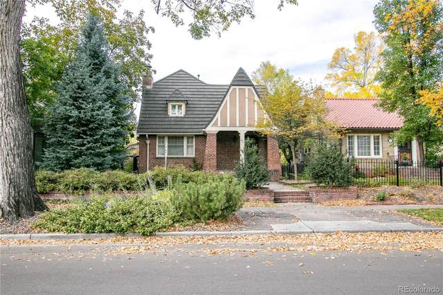 411 N Humboldt Street, Denver, CO 80218 (#8043992) :: Real Estate Professionals