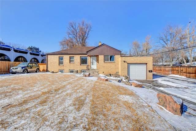 4685 Wadsworth Boulevard, Wheat Ridge, CO 80033 (#8044093) :: Venterra Real Estate LLC