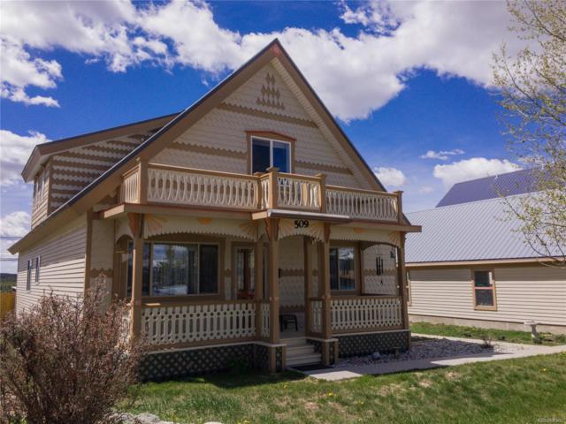 509 W 7th Street, Leadville, CO 80461 (MLS #8044153) :: 8z Real Estate