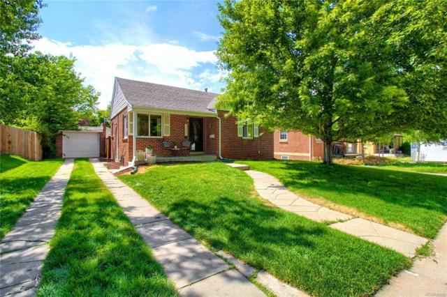 1255 Holly Street, Denver, CO 80220 (#8044217) :: Wisdom Real Estate
