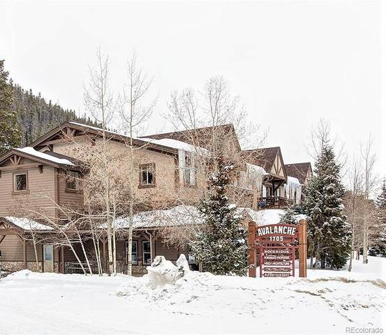 1705 Airport Road A, Breckenridge, CO 80424 (#8044316) :: Sultan Newman Group