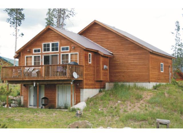 366 County Road 4571, Grand Lake, CO 80447 (MLS #8044510) :: 8z Real Estate