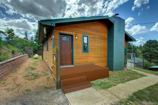 18047 Pine Street, Buffalo Creek, CO 80425 (MLS #8044608) :: Find Colorado