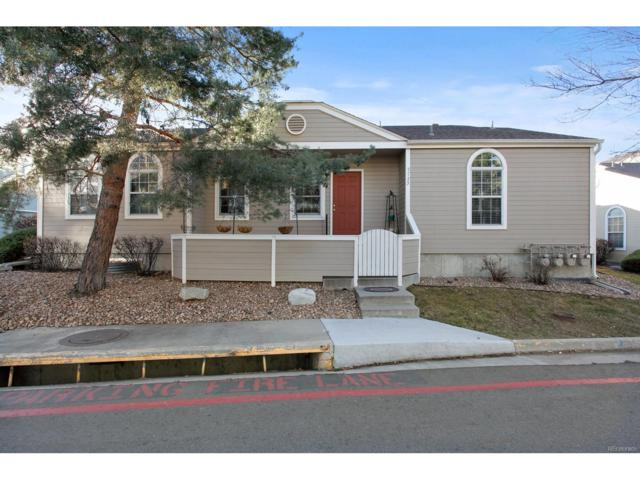 5725 W Asbury Place, Lakewood, CO 80227 (#8045088) :: ParkSide Realty & Management