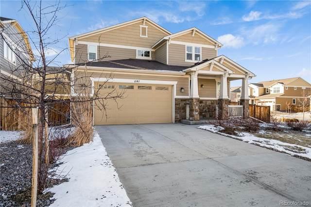 1141 S Fulton Street, Denver, CO 80247 (#8045105) :: Berkshire Hathaway HomeServices Innovative Real Estate