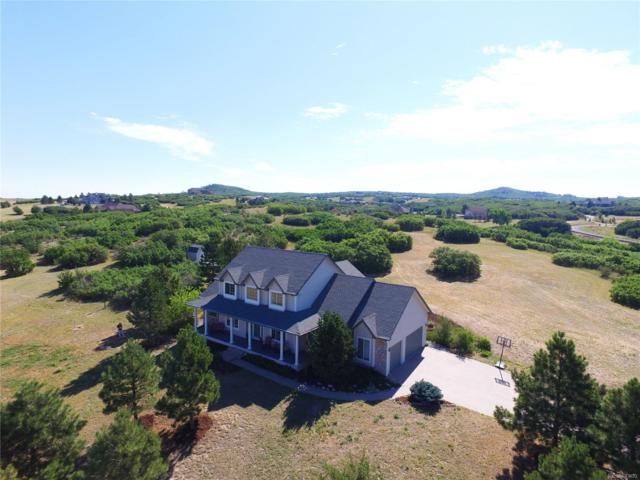 1121 Glade Gulch Road, Castle Rock, CO 80104 (MLS #8045142) :: 8z Real Estate