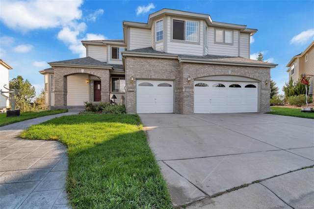 22464 E Weaver Drive, Aurora, CO 80016 (#8045312) :: The Tamborra Team