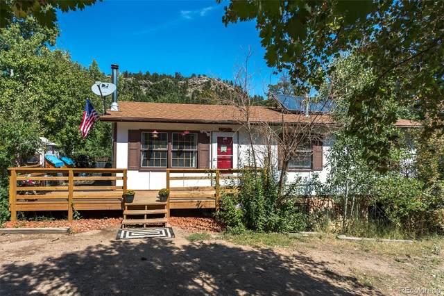 687 Copperdale Lane, Golden, CO 80403 (MLS #8045633) :: 8z Real Estate