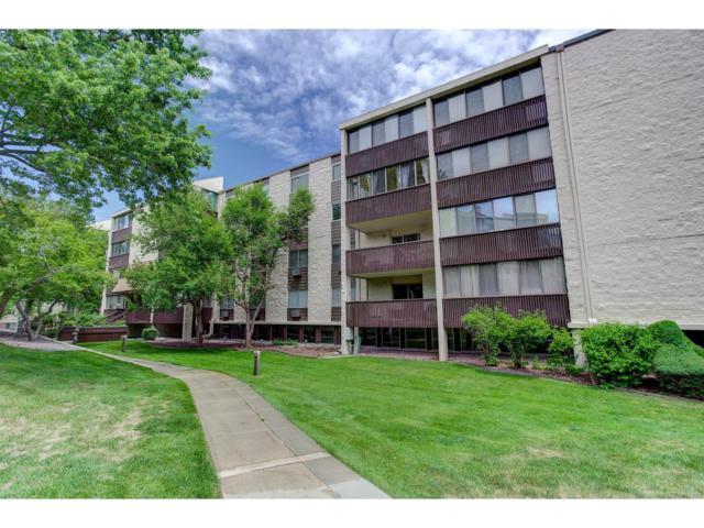7040 E Girard Avenue #207, Denver, CO 80224 (MLS #8045875) :: 8z Real Estate