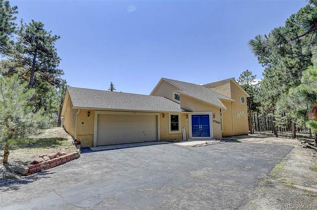 17580 Caribou Drive, Monument, CO 80132 (#8046129) :: Own-Sweethome Team