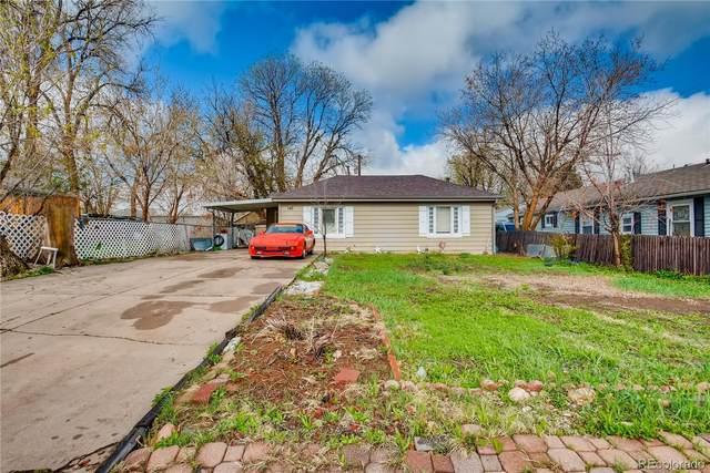 143 Osceola Street, Denver, CO 80219 (#8046177) :: Relevate | Denver