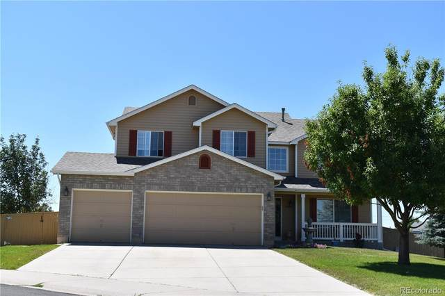 6162 Richfield Court, Castle Rock, CO 80104 (#8046221) :: Own-Sweethome Team