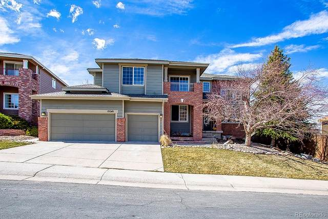 10049 Glenstone Circle, Highlands Ranch, CO 80130 (#8046447) :: The Brokerage Group
