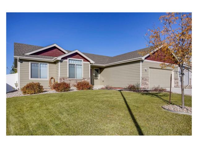 6851 Meade Street, Wellington, CO 80549 (MLS #8046801) :: 8z Real Estate