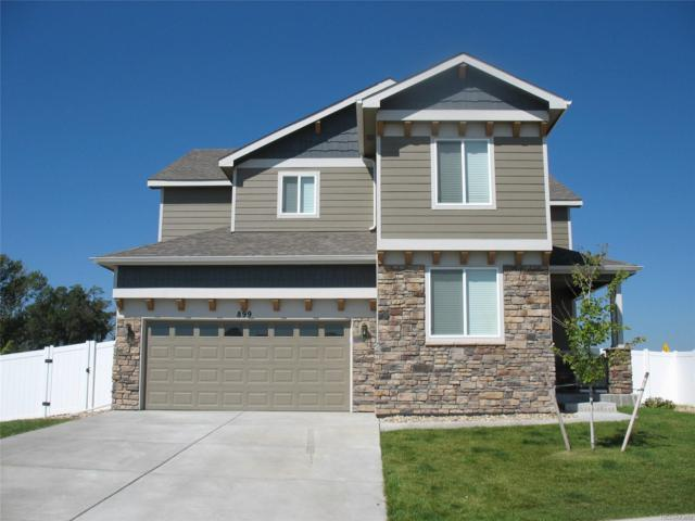 899 Shirttail Peak Court, Windsor, CO 80550 (MLS #8047217) :: 8z Real Estate