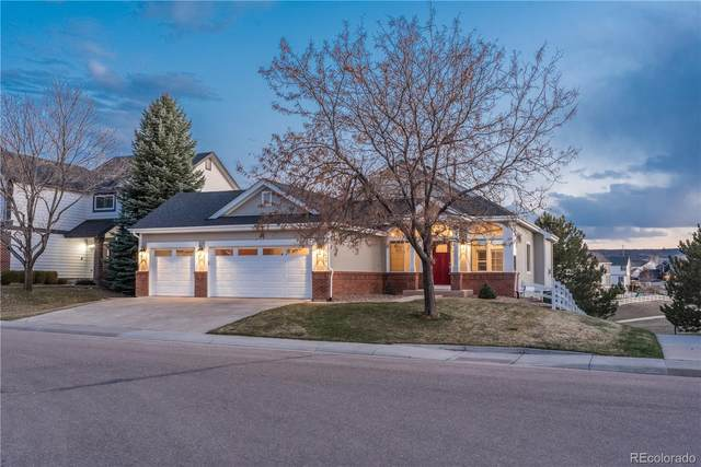 7608 Lebrun Court, Lone Tree, CO 80124 (#8047611) :: Colorado Home Finder Realty