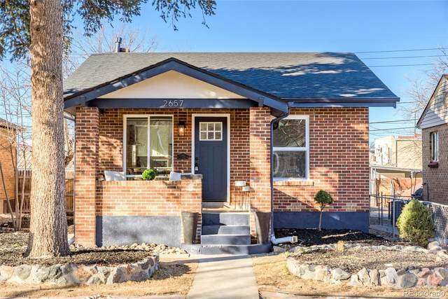 2657 S Lincoln Street, Denver, CO 80210 (MLS #8047642) :: Kittle Real Estate