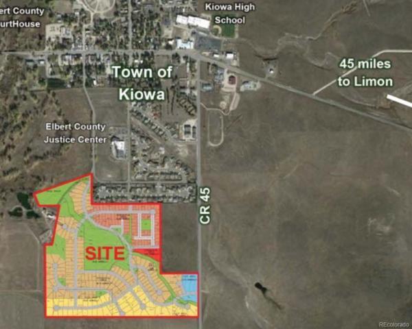 31977 County Road 45 Road, Kiowa, CO 80117 (#8048055) :: The Heyl Group at Keller Williams